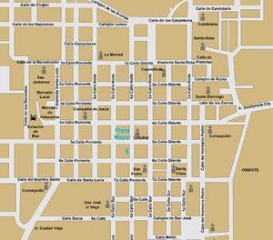 Map-of-Antigua-Guatemala-Mapa-de-Antigua-Guatemala-Around-Antigua-Guatemala